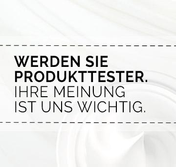 Produkttester werden