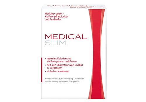 pharmawell MEDICAL SLIM Kohlenhydratblocker und Fettbinder Medizinprodukt