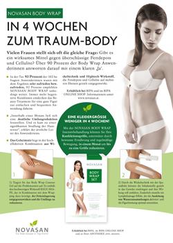 novasan body wrap top figur pharmawell anzeige