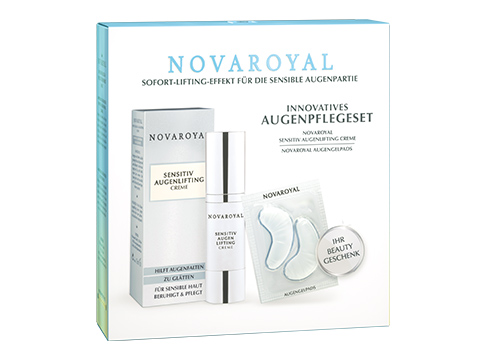 pharmawell Novaroyal Sensitiv Augenpflege
