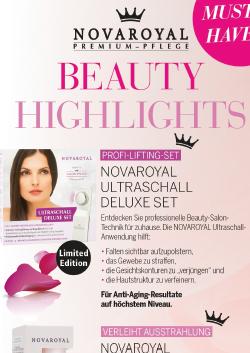 Novaroyal Madonna Werbung Beauty Highlights