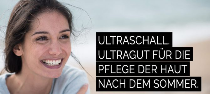TOP-ANTI-AGING MIT ULTRASCHALL